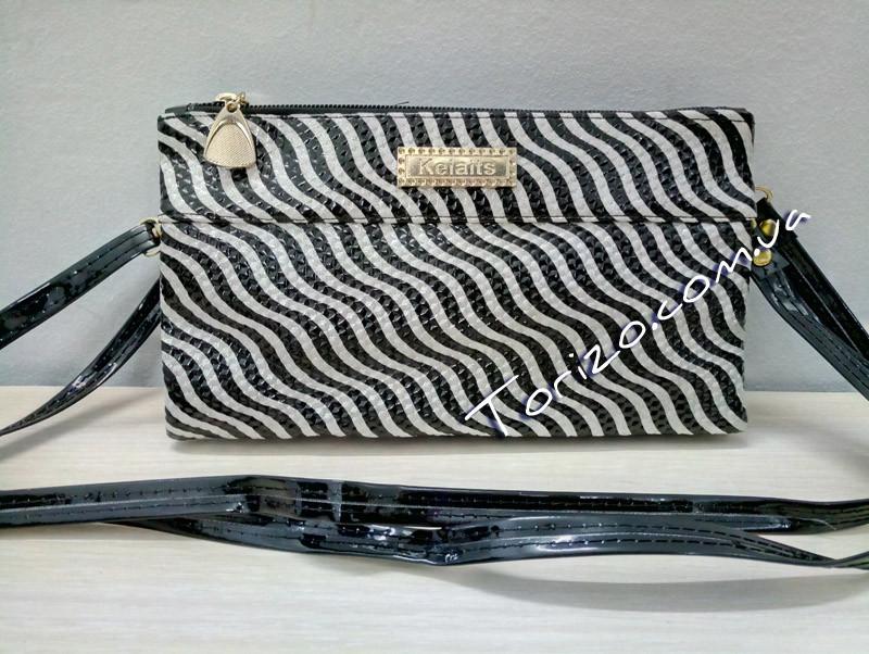 Жіночий клатч кожзам сумочка жіноча