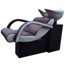 Мойка с креслом для парекмахерской