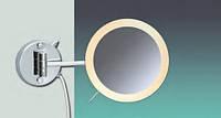 Windisch -зеркало косметическое настенное  310мм, d-200мм , увеличение от 3-х до 5 раз