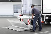Гидроборт Bär Cargolift Falt BC 1500 F2
