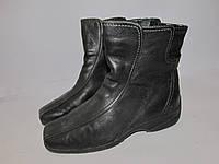 MEDICUS _Кожаные утепленные ботинки _ 6р_26см Н47