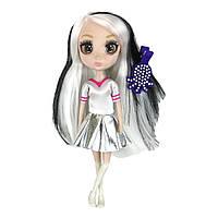 Кукла Shibajuku Girls Мини Мики, 15 см HUN4561-2 ТМ: Shibajuku