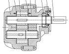 Шестеренні насоси з зовнішнім зачепленням Kracht/KP 5, фото 3