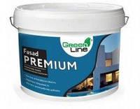 Фасадная акриловая краска, обогащенная силиконовыми смолами FASAD PREMIUM 1 л