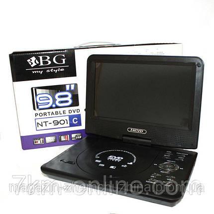 Портативный DVD-плеер 711 (7 дюймов), dvd проигрыватель в автомобиль, фото 2