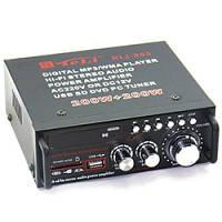 Аудио усилитель BLJ 253 A, усилитель мощности звука USB/SD/FM/USB R/C