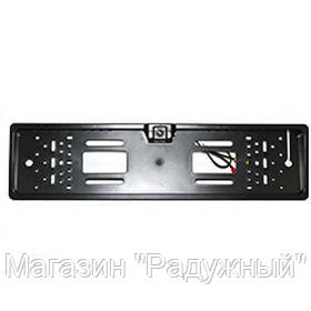 Универсальная автомобильная камера заднего вида A58 black