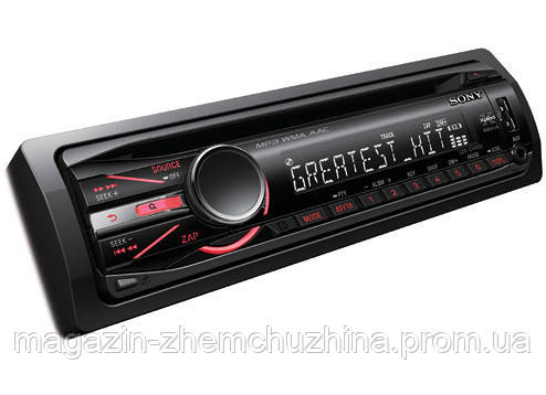 Автомагнитола Sony CDX-GT490U DVD, качественная автомобильная магнитола, фото 2