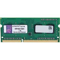 Память для ноутбука Kingston DDR3 1600 4GB 1.5V (KVR16S11S8/4)