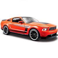 Автомодель MAISTO 1:24 Ford Mustang  Boss 302 (31269 orange)
