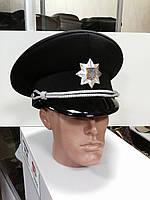 Фуражка для сотрудника полиции с кокардой