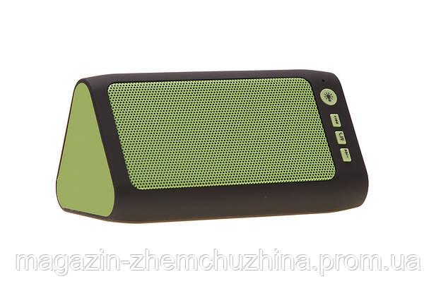 Музыкальная колонка Bluetooth HLY-666, портативная колонка, фото 2