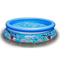 Надувной бассейн Intex  (305х76 см)
