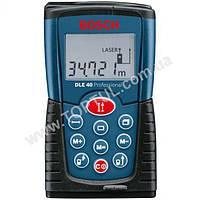 BOSCH Professional Лазерный дальномер DLE 40 0601016300 BOSCH Professional