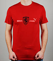 Футболка Puma Ferrari (Puma-Ferrari-3)