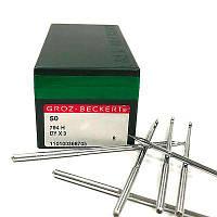 Голка Groz-Beckert 794H, DYx3 для шкіри на екстра важкі машини 10 шт/уп