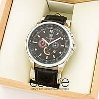 Мужские наручные часы Mercedes Benz silver black (07288)