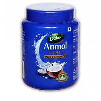 Масло кокосовое чистое Anmol Gold Dabur, 175 мл