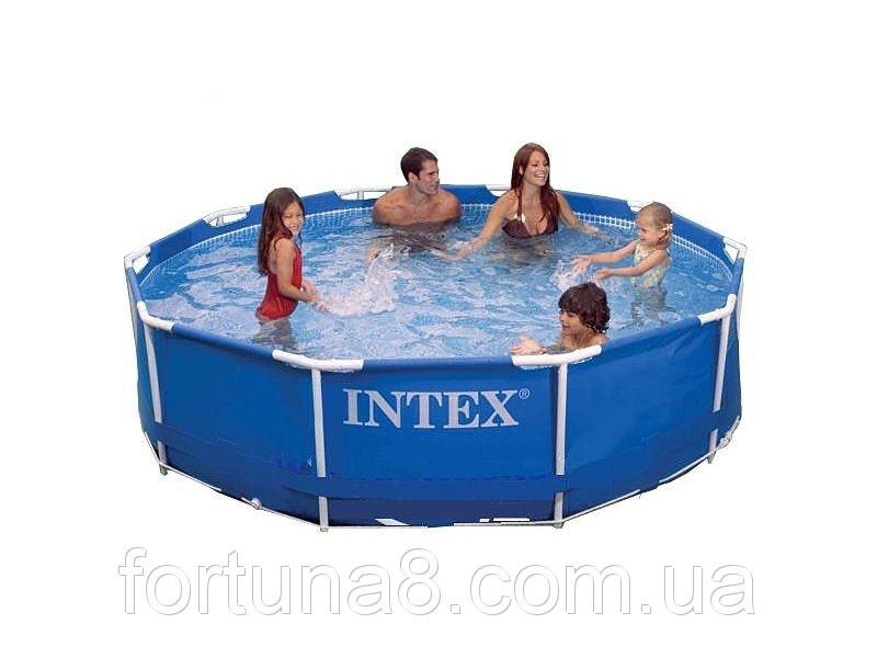 Каркасный бассейн Intex  (366х76 см)