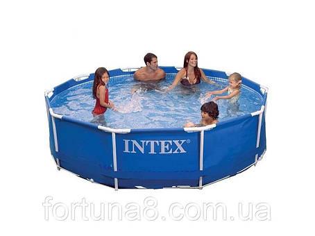Каркасный бассейн Intex  (366х76 см), фото 2