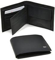 Мужской кожаный кошелек портмоне Dr. Bond тонкий натуральная кожа