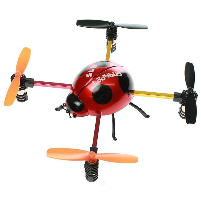 Квадрокоптер SH Lady Bug RTF SH-6043 Red