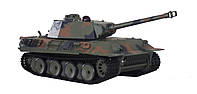 Танк HENG LONG German Panther с пневмопушкой и и/к боем (HL3819-1-IR)