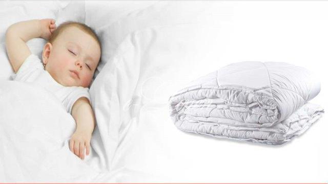 Ковдра Le Vele в дитячу ліжечко (95-145 см)