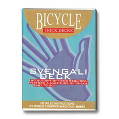 Трюкова колода | Bicycle Svengali Deck