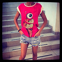 Новая коллекция женских стильных футболок  уже в продаже!!!