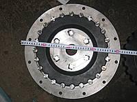 Демпфер резино-металлический в сборе МЭР-24.02.65.000 Амкодор ТО-28А.02.00.920