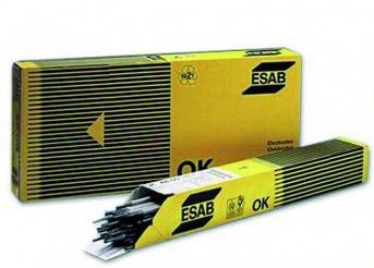 Электроды для наплавки OK Weartrode 30 HD  E Fe 1 ESAB
