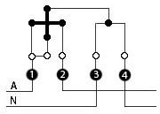 Подключение счетчиков электроэнергии