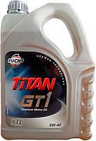 Моторное масло FUCHS TITAN GT1 5W-40 (4 л.)