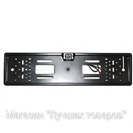 Камера заднего вида A-58 black LED, автомобильная камера задний вид