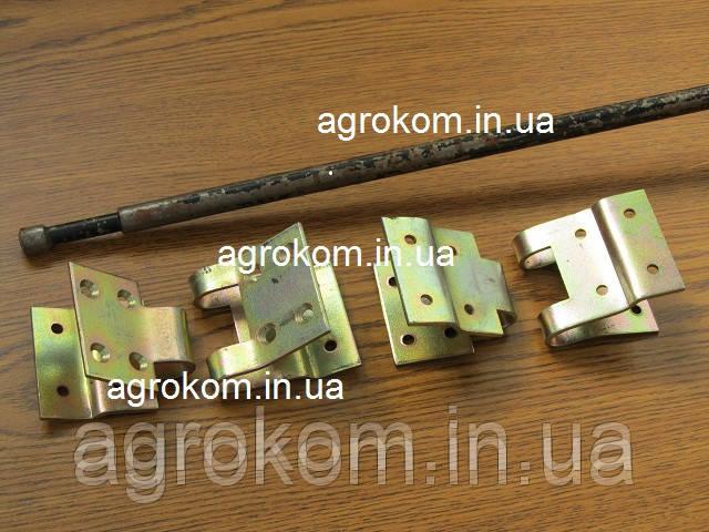 Замок транспортера 564438007 картофелеуборочного комбайна Анна комплект