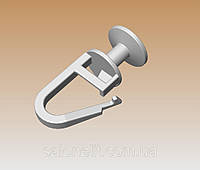 Крючок для потолочного карниза, фото 1