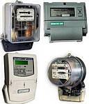 Подключение 1-фазных и 3-х фазных электросчетчиков
