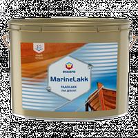Лак для яхт алкидно-уретановый Эскаро Марин Лак 10 матовый ведро 2,4 литра