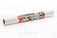 Упаковочная пищевая стрейч пленка для продуктов 300м/45см 7мкм Top Pack®, фото 1