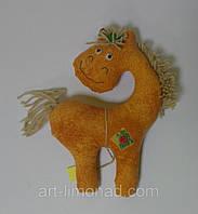 Игрушка сувенир Лошадка, фото 1