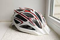 Велосипедный шлем Deuter Красный
