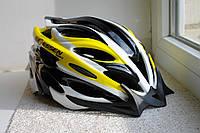 Велосипедный шлем Essen Черно-желтый, фото 1