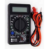 Мультиметр / тестер цифровой цифровой DT-832В