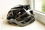 Велосипедный шлем FOX Черный, фото 3
