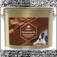 Лак полуглянцевый для деревянных и бетонных полов Эскаро Паркет Лак 60 алкидно-уретановый ведро 2,5 литра