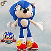 "Мягкая игрушка Соник  - ""Sonic Toy"" - 18 см."