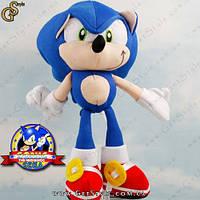 "Мягкая игрушка Соник  - ""Sonic Toy"" - 18 см., фото 1"