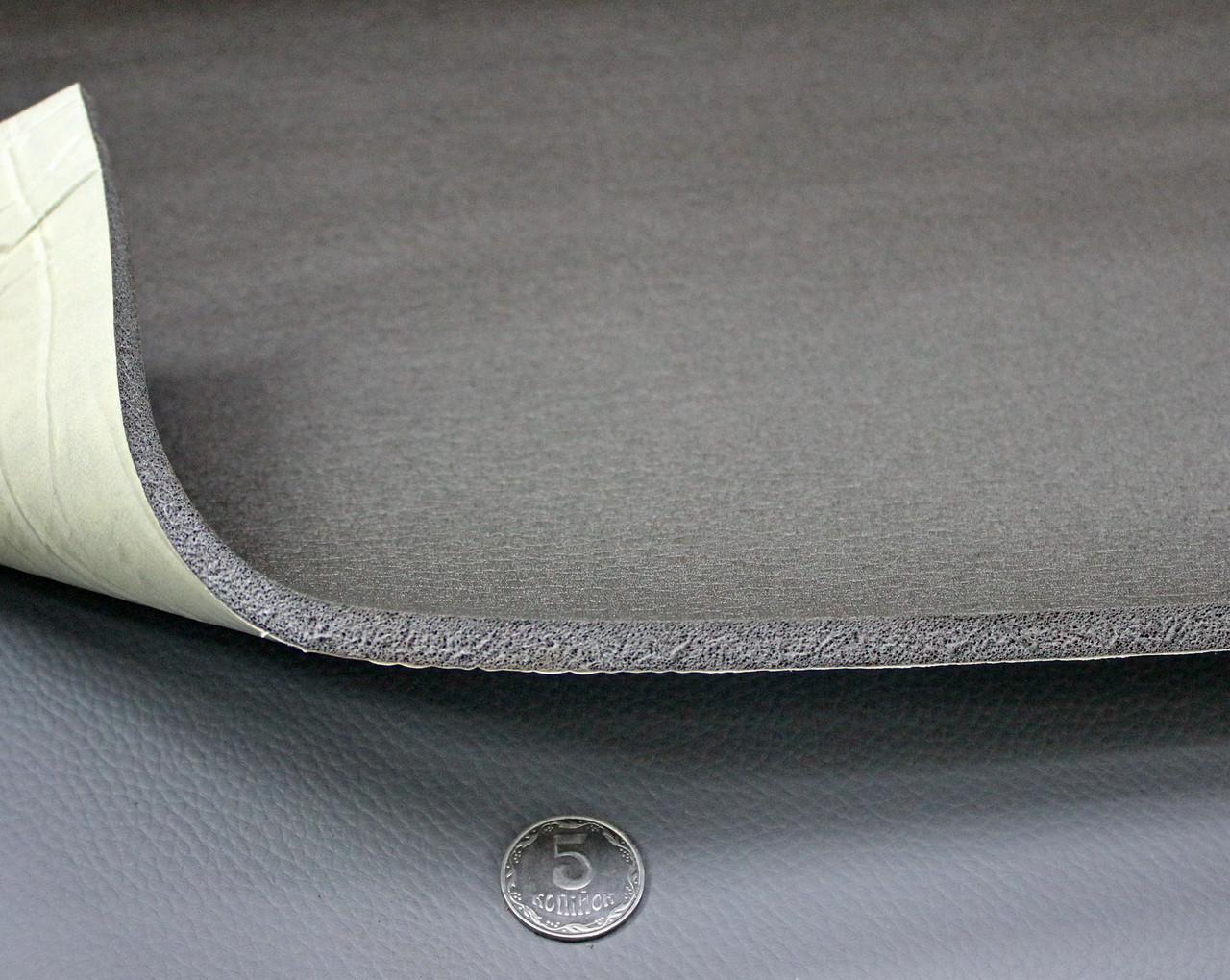 Шумоизоляция для авто 8мм, STP Сплен 3008 самоклейка, лист 50х75 см