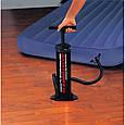 Насос ручной высокоскоростной Intex 68615 Hi-Output Hand Pump (Хай Аутпут Хэнд Памп), фото 3
